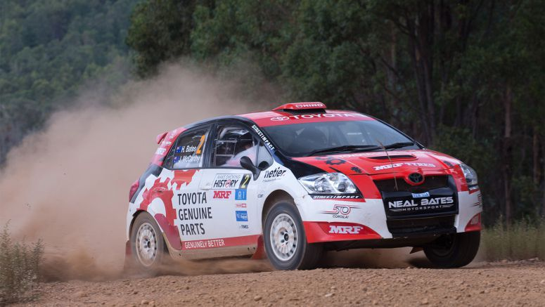 Bates Looking Forward to Act Rally