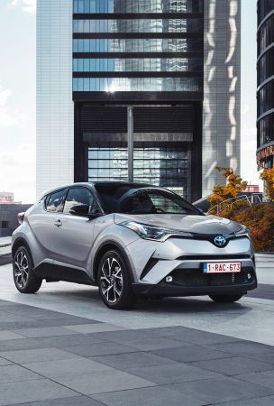 Toyota Motor Europe (TME) Hybrid sales continue to surge with +50% increase in Q1 2017