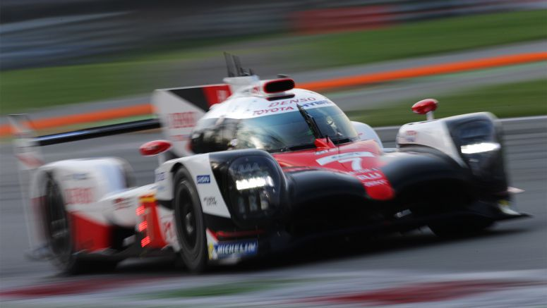 New Car and Driver Line-up for Toyota Wec Challenge