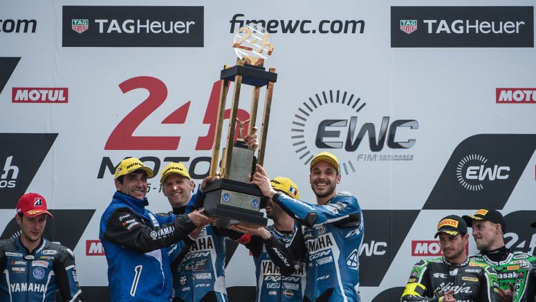 Yamaha Deliver Le Mans Masterclass with Incredible Double Podium