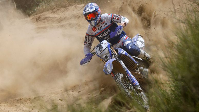 Yamaha: Top Five Results For Larrieu At EnduroGP Of Spain