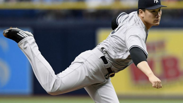 Baseball: Tanaka rocked again, this time by Rays for 6 runs, 4 HRs