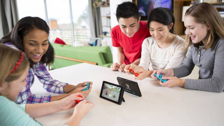 Nintendo Switch Was The Best-Selling Console In April