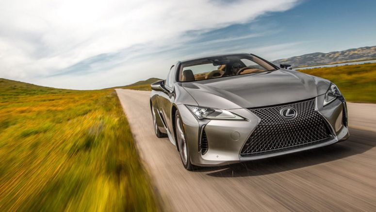 Motor Trend Video Review: The Lexus LC 500