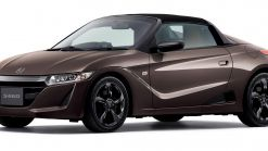 Honda S660 Bruno Leather Edition Turns Shifting Into A Game