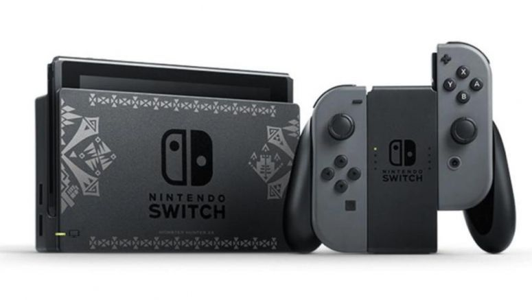 Special Edition Monster Hunter XX Nintendo Switch Revealed
