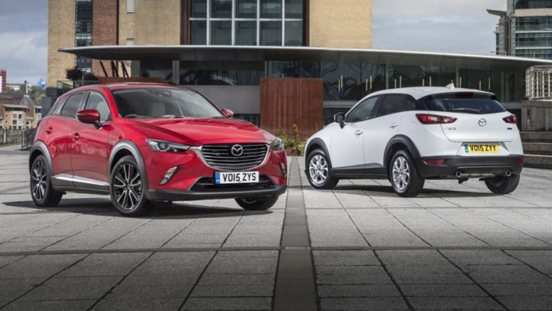 Mazda Happy With U.S. Market Share But Wants More Profit