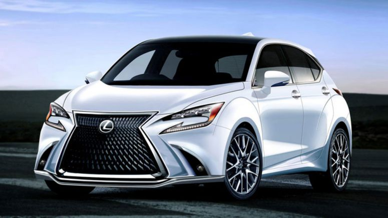 Rumor: Lexus Moving Forward with Production City Car?