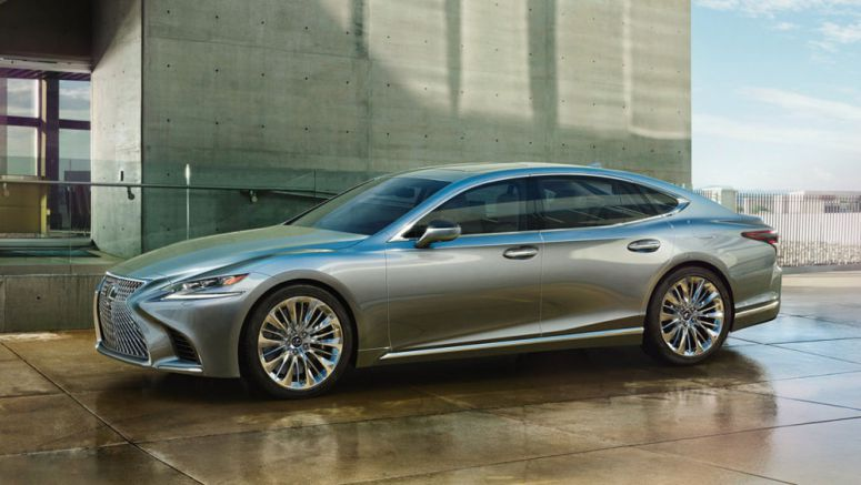 Lexus May Add Station Wagon to the Future Lineup