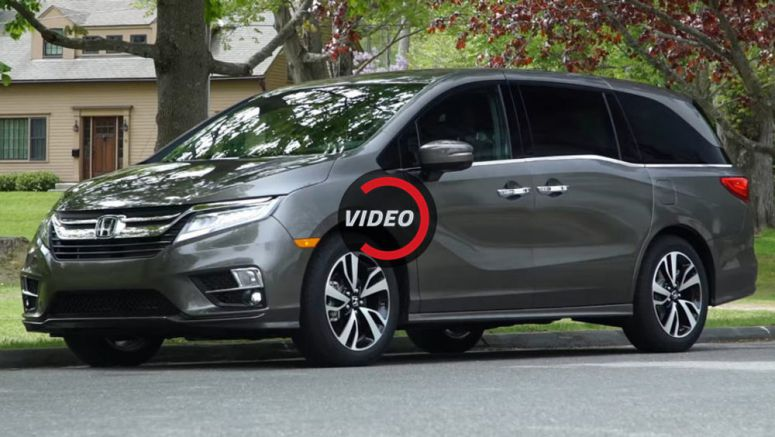 CR: 2018 Honda Odyssey Builds On The Qualities Of Its Predecessor