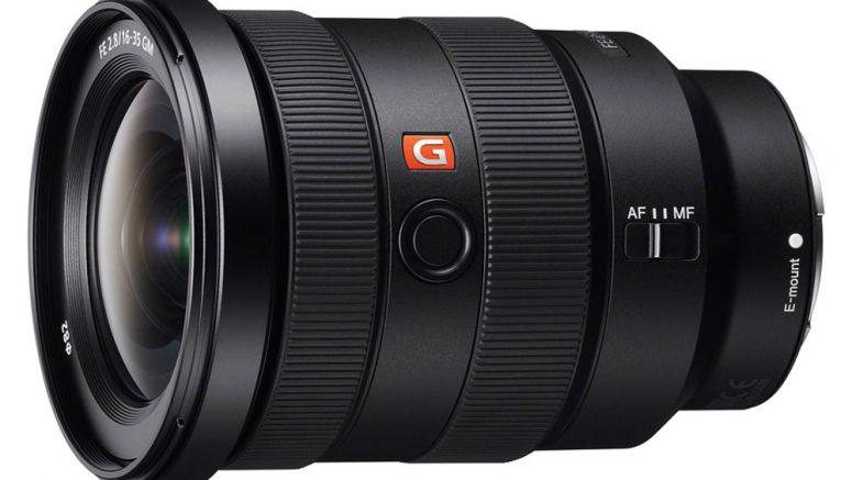 Sony adds 16-35mm F2.8 GM to G-Master pro-focused lens range