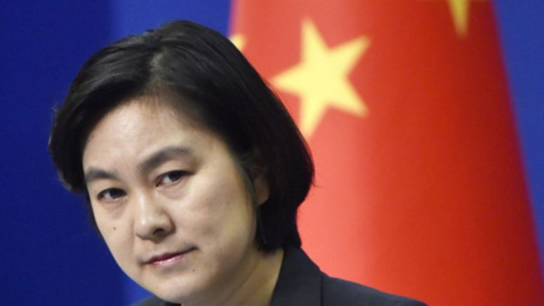 China says 6 Japanese men detained for