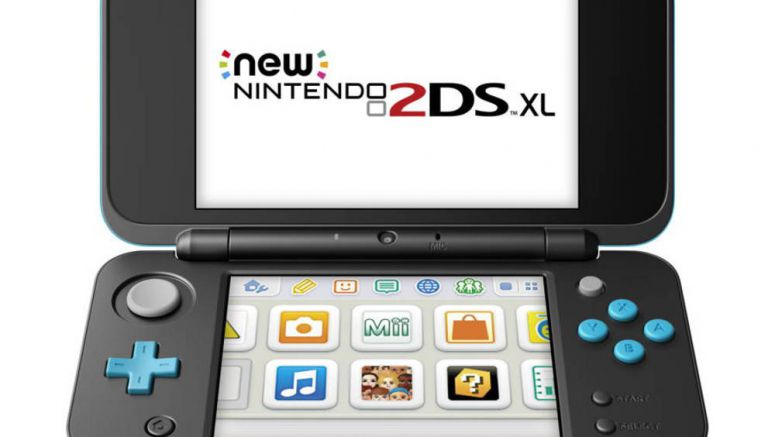 Nintendo 2DS XL Handheld Console Announced