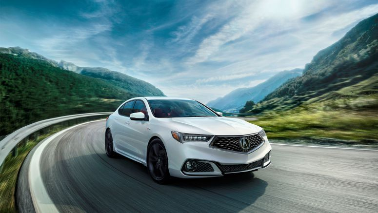 Bolder 2018 Acura TLX Arrives in Showrooms Next Month