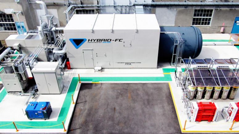 Toyota Tests Hybrid Power Generation System Using Fuel Cell, Gas Turbine