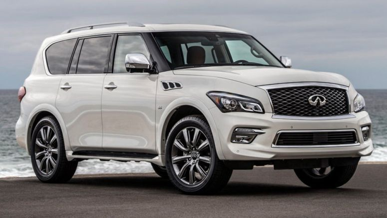 Infiniti QX80 Signature Edition Comes Full Of Toys, Starts From $68,330