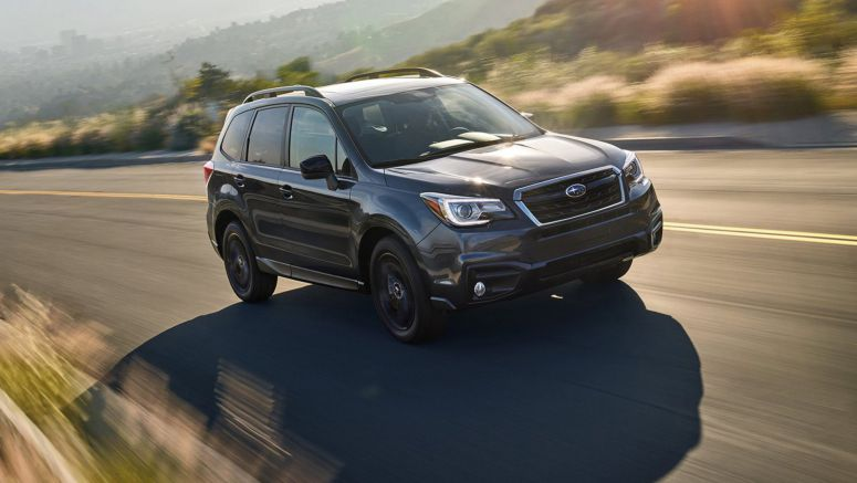 Pricing Announced for 2018 Subaru Forester