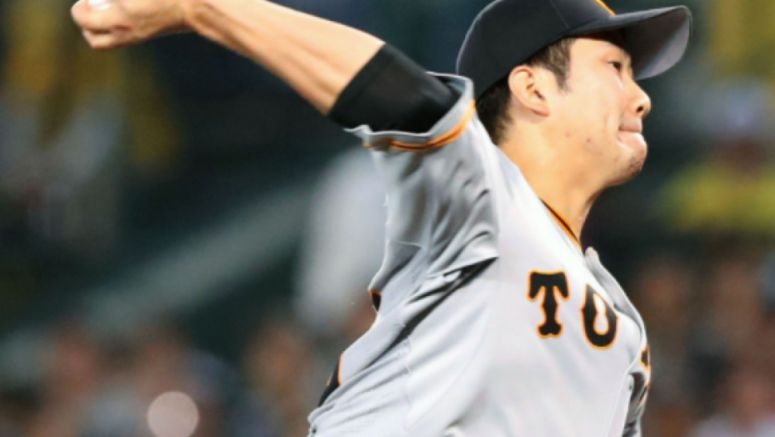Baseball: Sugano gets payback in Giants' win over Tigers