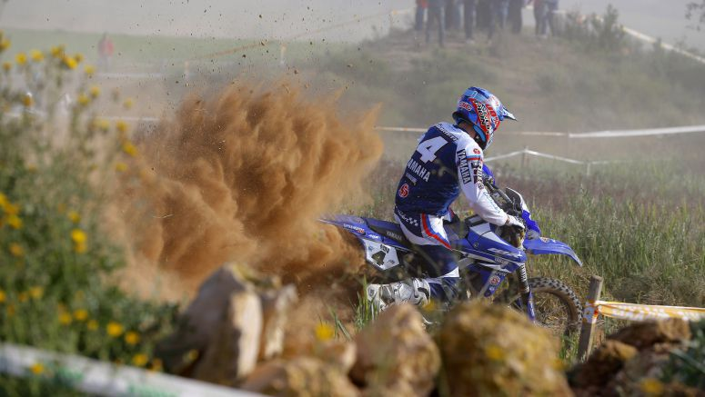 Yamaha Racing Riders Gear Up For EnduroGP Of Italy