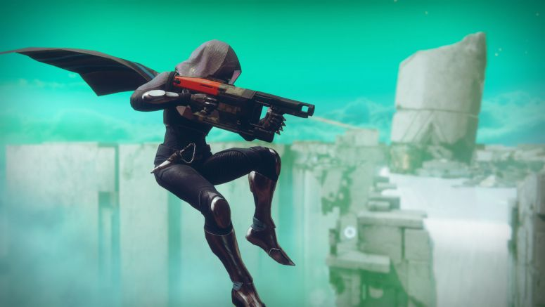 Destiny 2: Strike Gameplay, New Screens, Hands-on Impressions