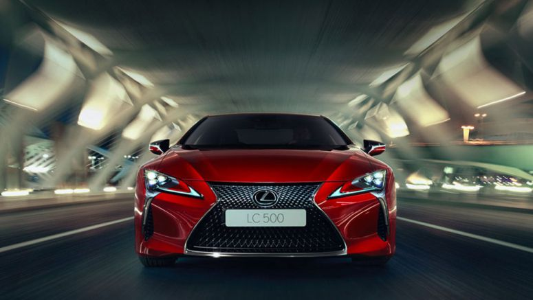 Cinema Ad Brings the Lexus LC 500 Sound to Dolby Atmos