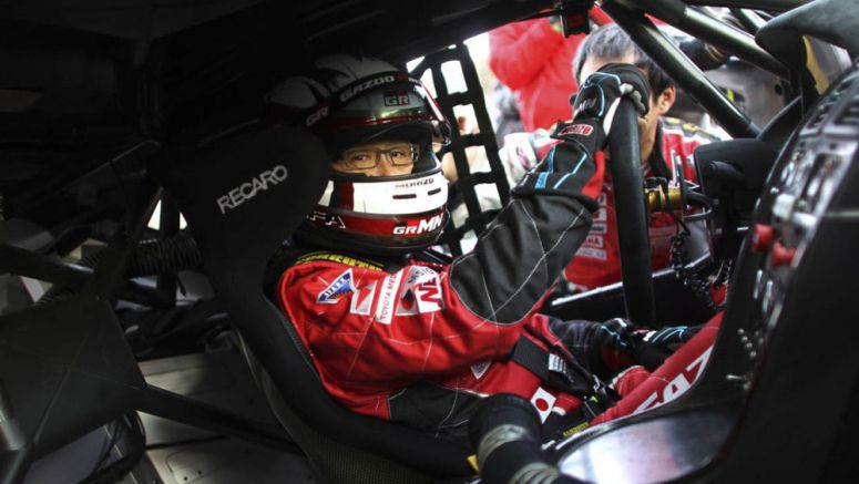 Akio Toyoda & His Path to Becoming Lexus Master Driver