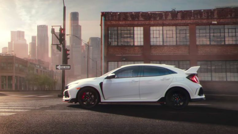Racing-Inspired Brand Campaign Heralds New Honda Performance Models