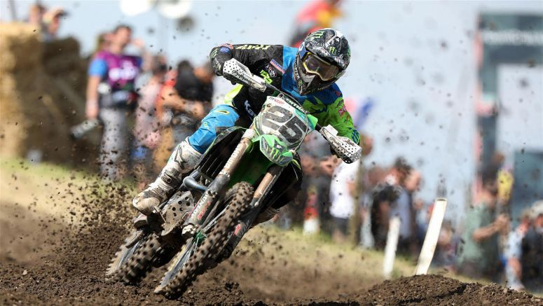 Kawasaki: Clement Desalle Fourth in Germany