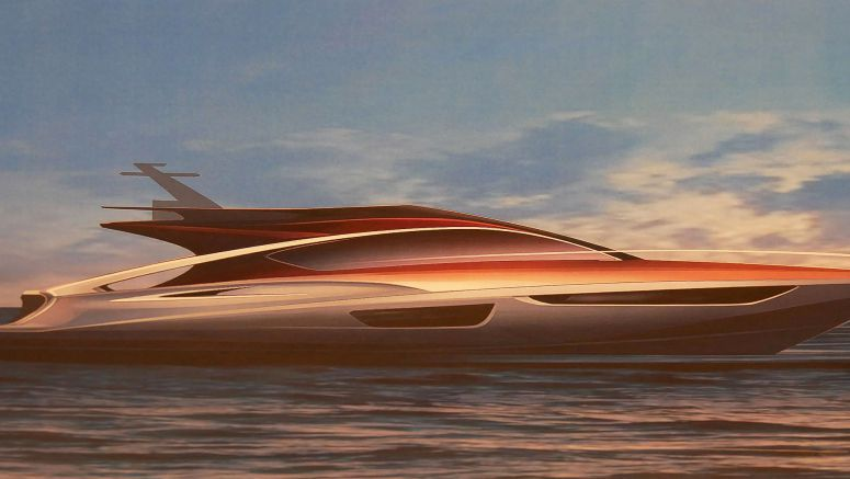 Lexus to Build Production Super Yacht in 2020?