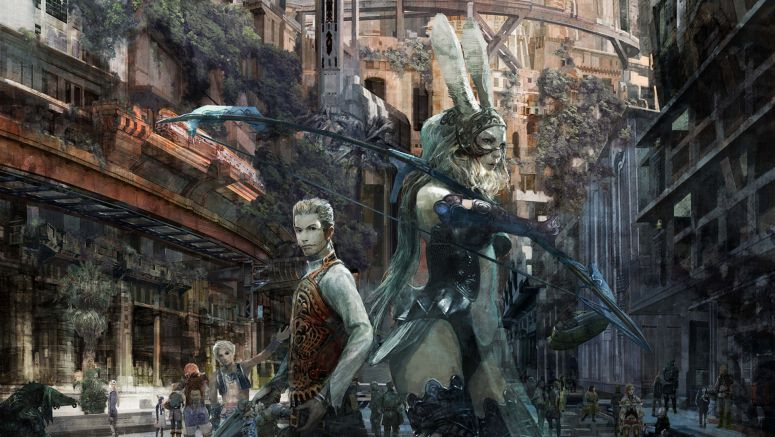 The Long Path to Final Fantasy XII The Zodiac Age