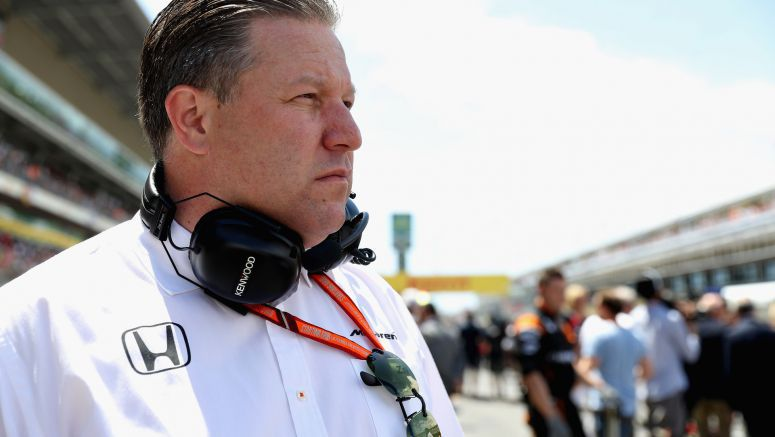 Struggling McLaren-Honda F1 partners near 'fork in the road'