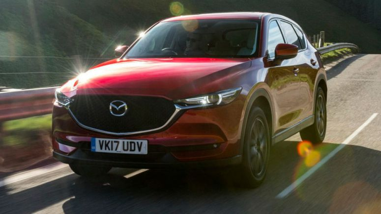 2017 Mazda CX-5 Priced From £23,695 In The UK [46 Pics]
