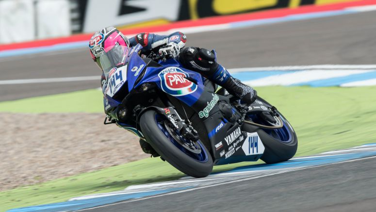 Mahias Out for Victory in Misano
