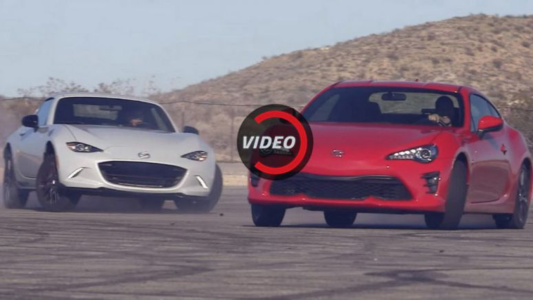 Mazda MX-5 RF vs Toyota 86: Which One Is The New Answer To Everything?