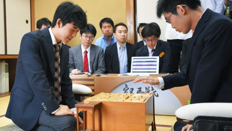 Teen shogi prodigy extends winning streak to 24 games