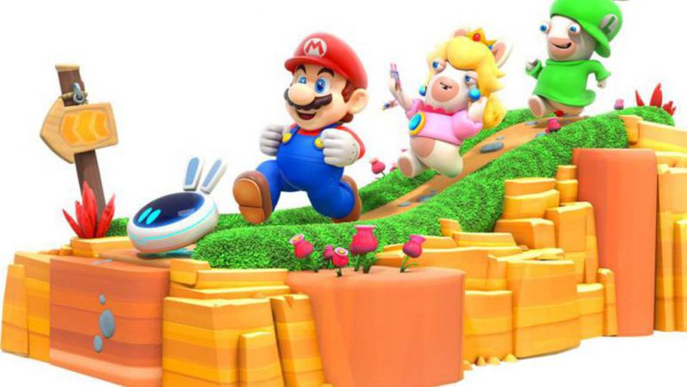 Mario + Rabbids Kingdom Battle Is Now Official