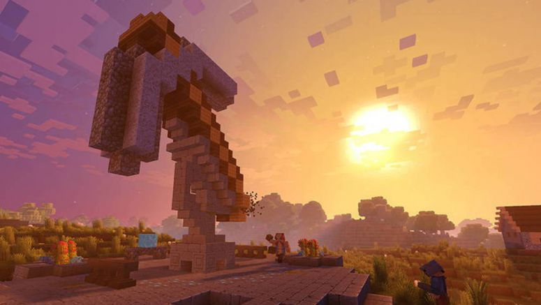 Sony Apparently 'Refused' A Cross-Platform Minecraft