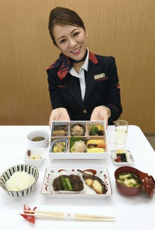 JAL upgrades in-flight services, equipment to woo foreign fliers