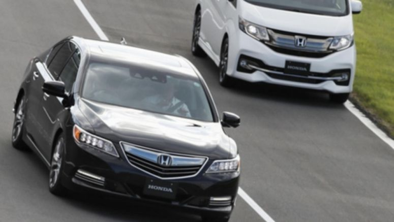 Honda aims to develop fully self-driving cars by around 2025