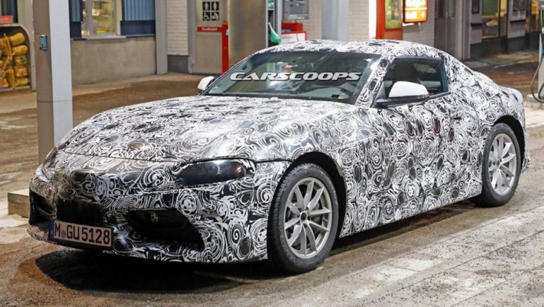Toyota Supra Could Be Offered Exclusively With Automatic Gearbox