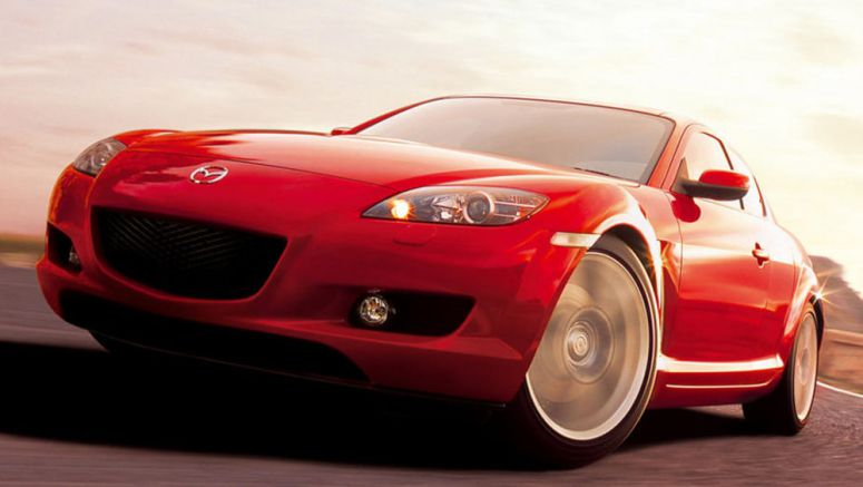 Mazda's Recalling 100,000 RX-8s In Two Campaigns