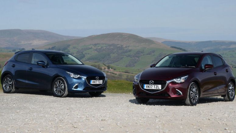 Revised Mazda 2 Adds More Value With Limited Tech Edition In The UK
