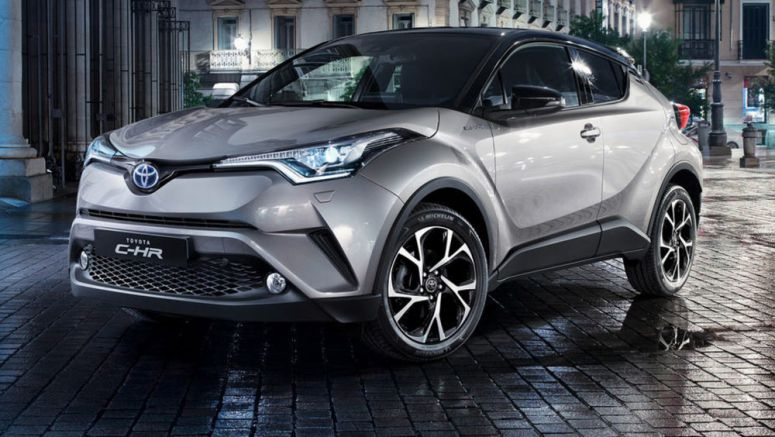Around 80 Percent Of Toyota C-HR Buyers Go For The Hybrid
