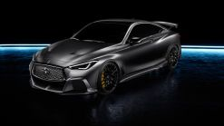 Pirelli Developing Tires for the Infiniti Q50 Project Black S