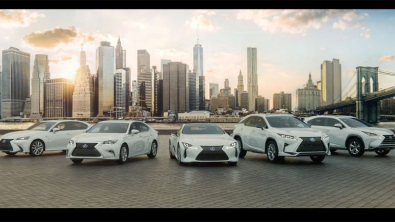 New Lexus Hybrid Commercial Takes Aim at Electric Vehicles