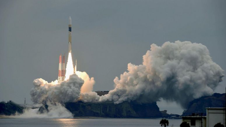 Japan launches 2nd satellite to improve GPS services
