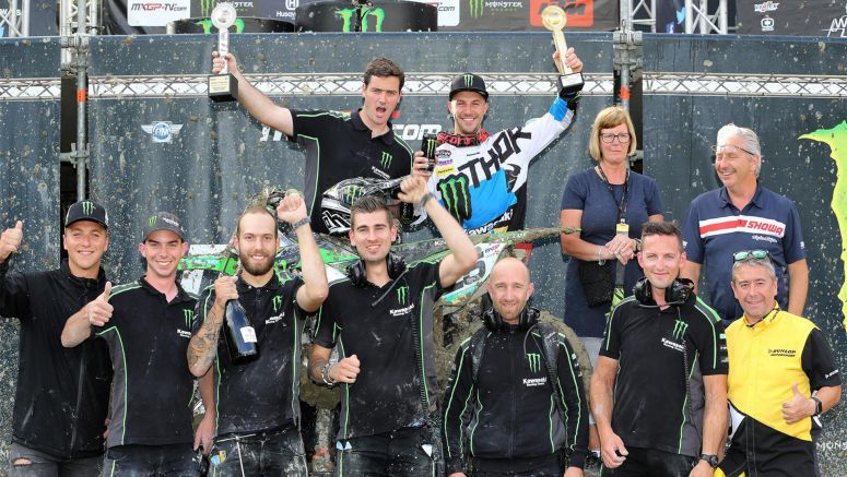 Kawasaki: Two In A Row For Clement Desalle