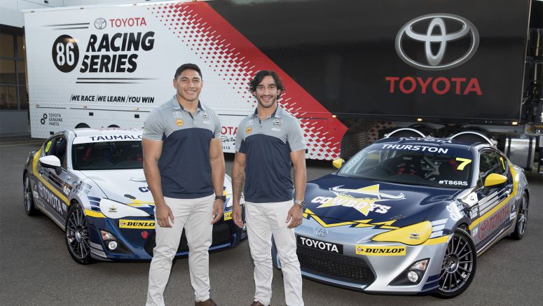 Cowboys Revved up for Toyota 86 Races
