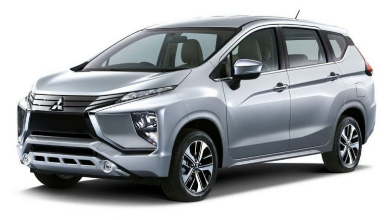 New Mitsubishi ''Next-Generation MPV'' Has A Bold Front End And A 3-Row Interior