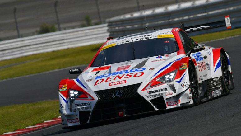 Racing Weekend Results: Lexus LC GT 500 with Thrilling Victory in Super GT Round 4